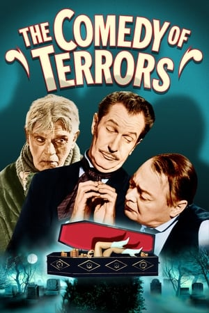 Image The Comedy of Terrors