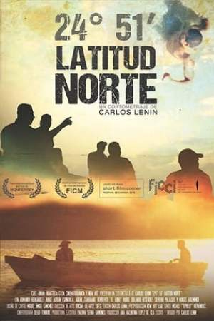 Poster 24° 51′ North Latitude 2015