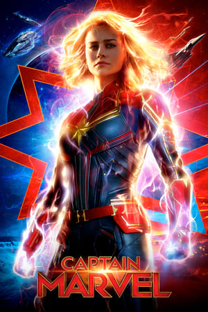 Poster Captain Marvel 2019