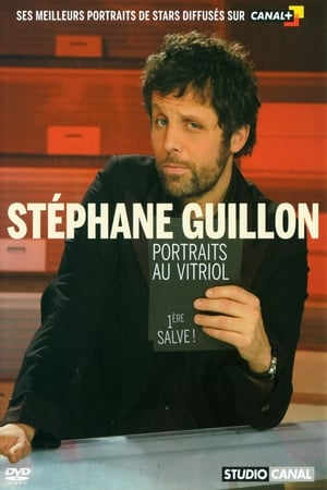 Image Stéphane Guillon - Portraits au vitriol - 1re salve