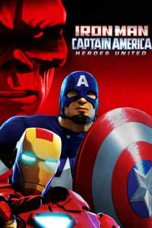 Image Iron Man & Captain America: Heroes United