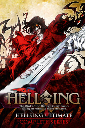 Poster Hellsing Ultimate 2006