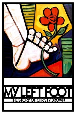Poster My Left Foot: The Story of Christy Brown 1989