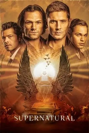 Poster Supernatural Season 2 2006
