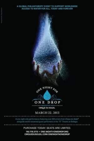 Image One Night for One Drop: Imagined by Cirque du Soleil
