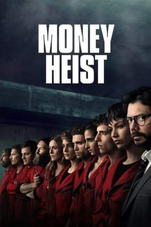 Image Money Heist