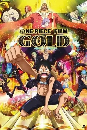 Image One Piece Gold