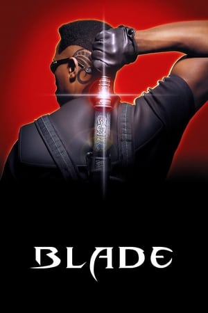 Poster Blade 1998