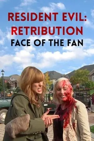 Image Resident Evil: Retribution - Face of the Fan