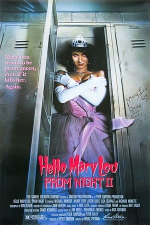 Poster Hello Mary Lou: Prom Night II 1987