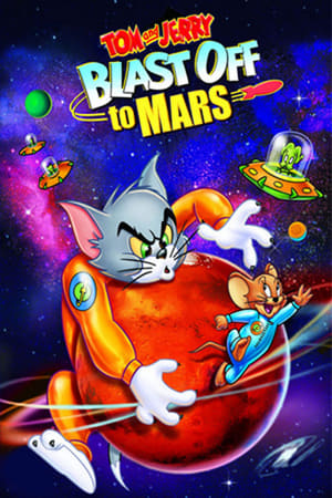 Image Tom and Jerry Blast Off to Mars!