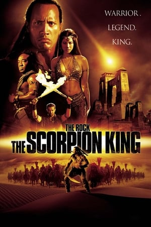 Poster The Scorpion King 2002