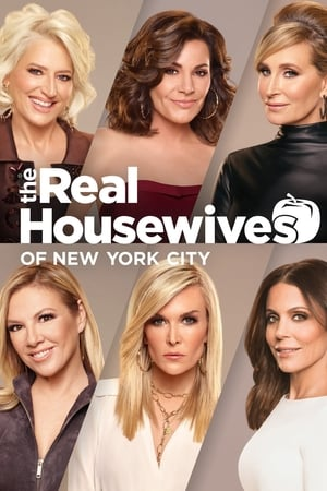 Poster The Real Housewives of New York City 2008