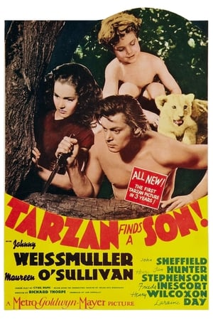 Image Tarzan Finds a Son!