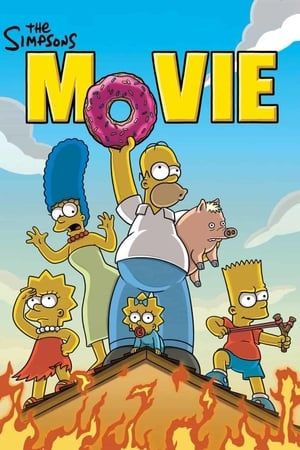 Poster The Simpsons Movie 2007