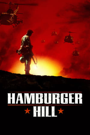 Poster Hamburger Hill 1987