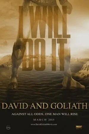 Poster David and Goliath 2015
