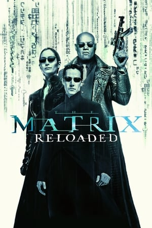 Poster The Matrix Reloaded 2003