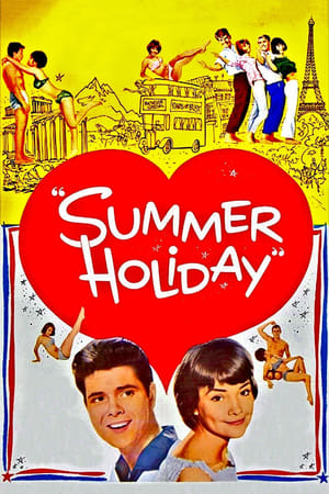 Poster Summer Holiday 1963