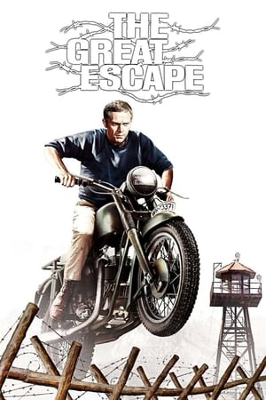 Poster The Great Escape 1963
