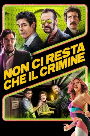 Poster All You Need is Crime 2019