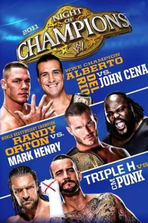 Image WWE Night of Champions 2011