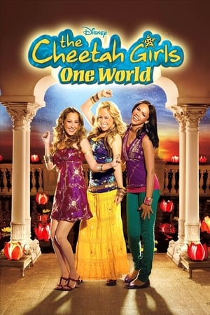 Image Cheetah Girls: Én Verden