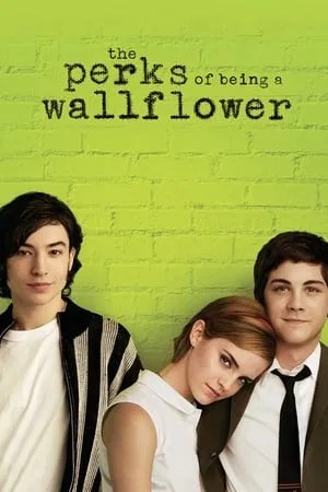 Poster The Perks of Being a Wallflower 2012