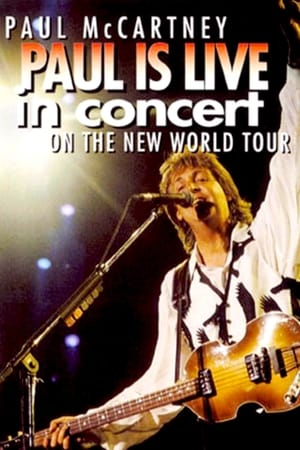 Image Paul McCartney: Paul is Live in Concert on The New World Tour