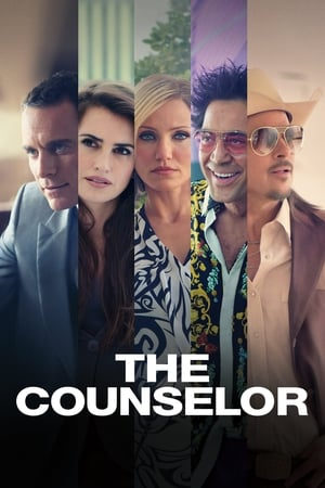 Poster The Counselor 2013