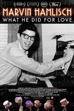 Image Marvin Hamlisch: What He Did For Love