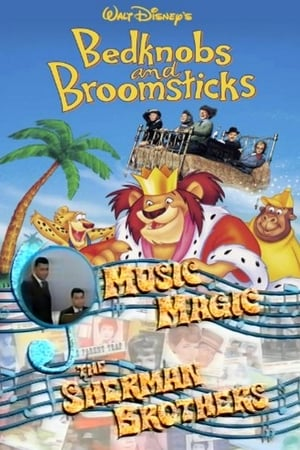 Image Music Magic: The Sherman Brothers - Bedknobs and Broomsticks