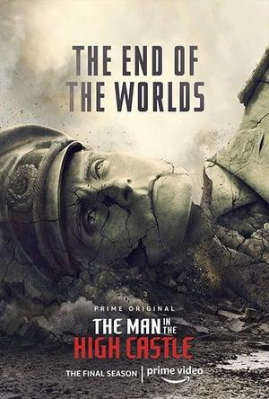 El hombre en el castillo poster