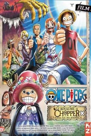 Image One Piece: Chopper's Kingdom on the Island of Strange Animals