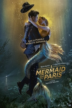 Poster A Mermaid in Paris 2020