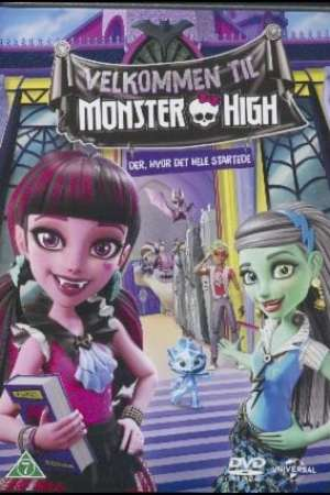 Image Monster High: Velkommen til Monster High