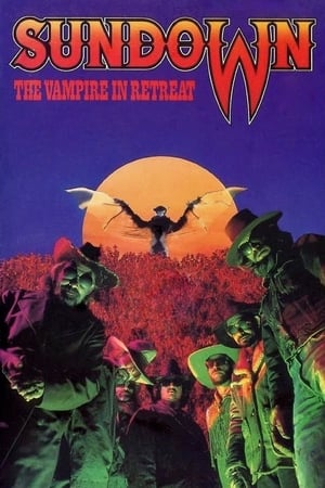 Image Sundown: The Vampire in Retreat