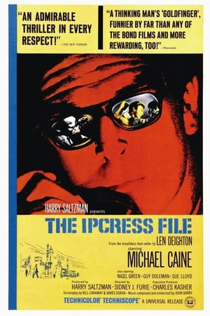 Image The Ipcress File