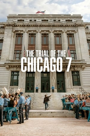 Poster The Trial of the Chicago 7 2020