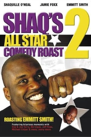 Image Shaq's All Star Comedy Roast 2: Emmitt Smith