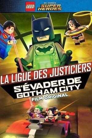 LEGO DC Comics Super Heroes, la Ligue des justiciers : S'évader de Gotham City