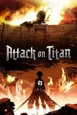 Poster Attack on Titan 2013