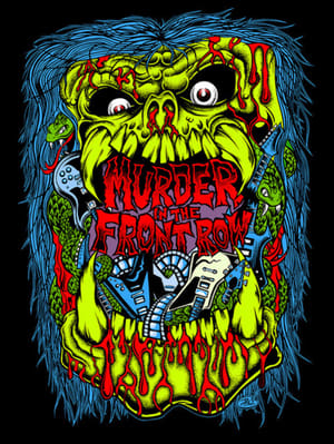 Image Murder in the Front Row: The San Francisco Bay Area Thrash Metal Story