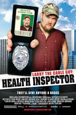 Image Larry the Cable Guy: Health Inspector
