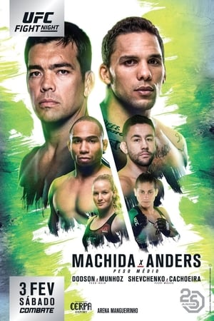 Image UFC Fight Night 125: Machida vs. Anders