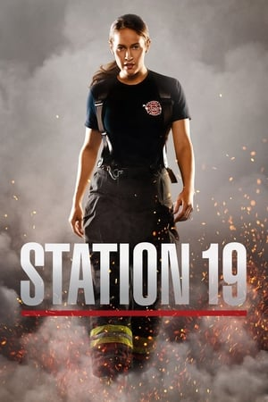 Poster Grey's Anatomy : Station 19 2018