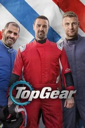 Poster Top Gear 2002
