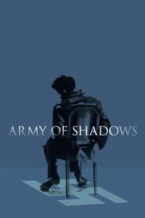 Poster Army of Shadows 1969