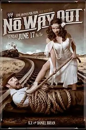 Image WWE No Way Out 2012