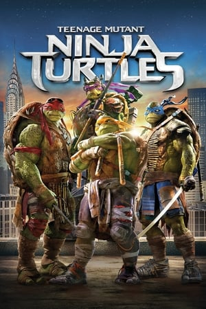 Poster Teenage Mutant Ninja Turtles 2014